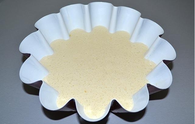 tarta de leche de soja 5
