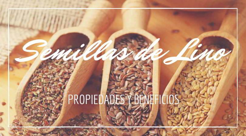 Semillas para adelgazar linaza